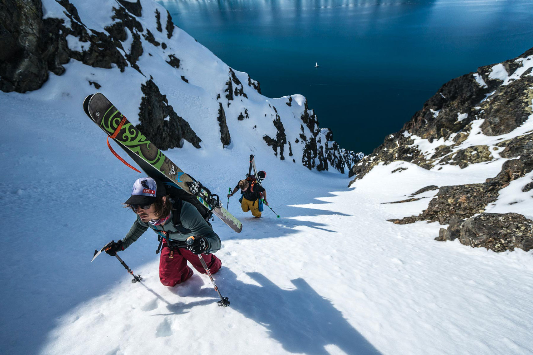 Couloir Hike Photo: Gabe Rogel